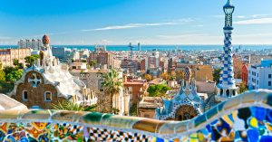 Barcelona, a fantastic location for a day trip from Torre Del Sol Campsite