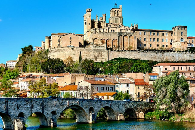 Beziers, Languedoc-Roussillon