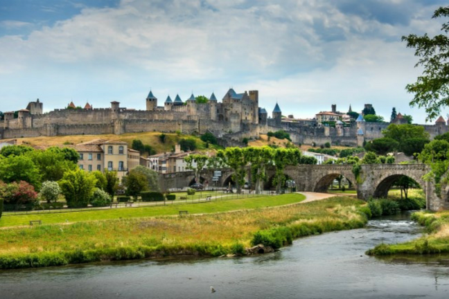 Carcassone, Languedoc-Roussillon