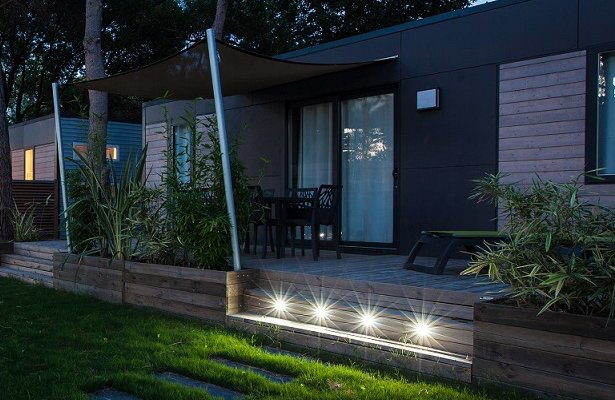 Accommodation GLAMPING - Glamping Mobile Home